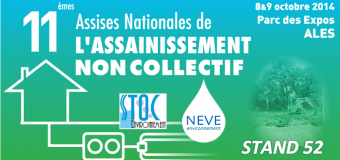 Assises Nationales de l'Assainissement Non Collectif