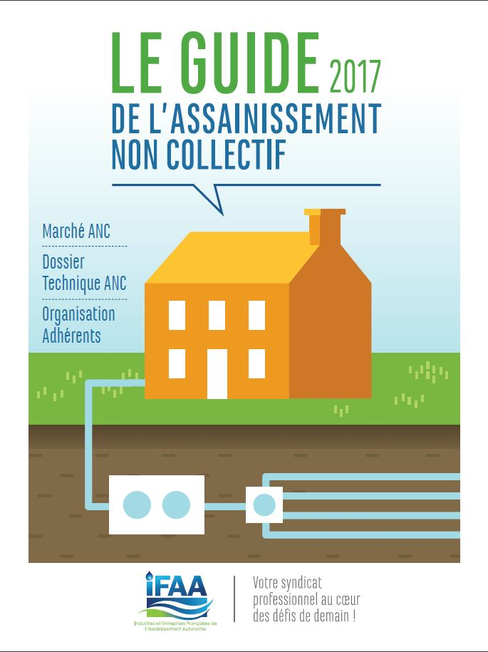 Guide 2017 Assainissement non collectif IFAA