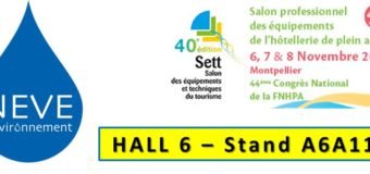 Salon SETT 2018 Montpellier