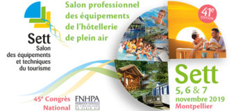 Salon SETT 2019 Montpellier